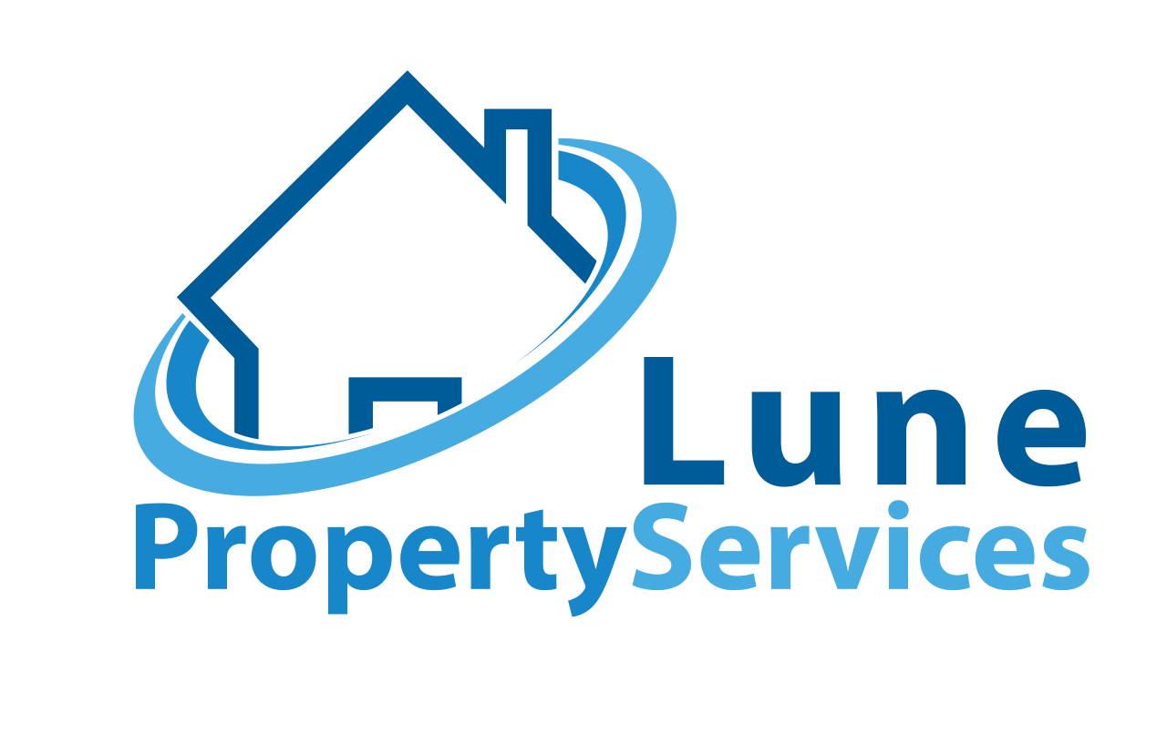 Lune Property Services Site Design by Queen B Marketing and Websites